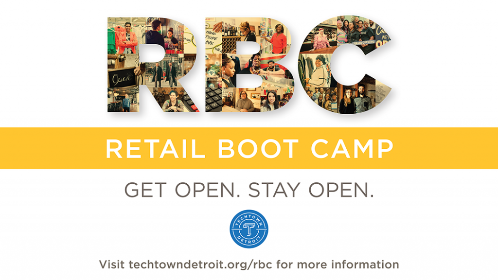 Retail Boot Camp, 2020: Virtual Application Info Sessions | August 6